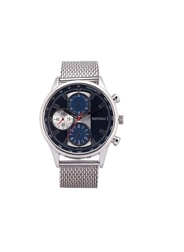 Navigli Saat Gümüş